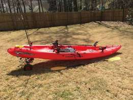 Fishing Kayak / Ocean Kayak Malibu Two XL