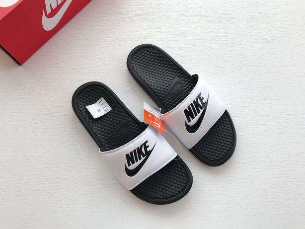893ae19b Шлепки Nike Benassi JDI 343880-100: 600 грн. - Мужская обувь Ивано ...