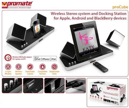 Docking station for all Apple and Micro-USB devices Kempton Park - image 2