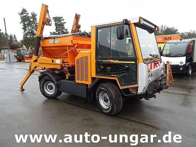 Multicar Boki HY 1251 B Absetzkipper 4x4x4 Winterdienst - 2007
