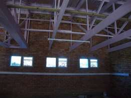 Factory/warehouse for rent situated 10 min from King Shaka Airport
