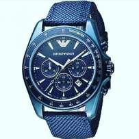 Armani chain watch
