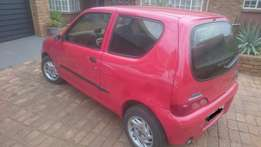 Fiat seicento sporting for sale or swop