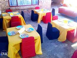 DIY Kids Theme Parties For R1180 For 20 KIDS