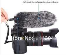 18cm Microphone Windshield Fur Muff Windscreen