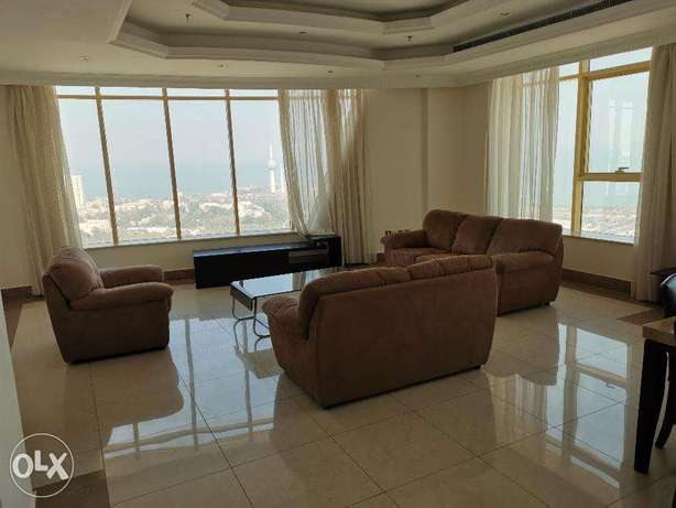 3 bedroom apartment with sea view in Sharq