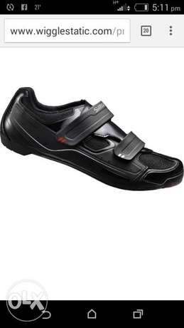 Cycling shoes size 9 Ruaka - image 1