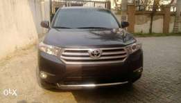 Toyota Highlander 2011 (Limited & Foreign use)
