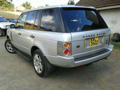 Land Rover Range Rover Vogue. Trade in accepted! Nairobi CBD - image 3