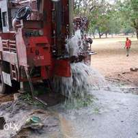 borehole drilling at #5000 per meter.