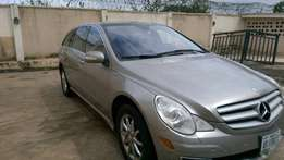 2months used Mercedes-benz R500