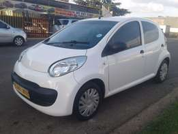 2009 Citroen C1 5-door 1.0i Comfort,77000kilo For R55000