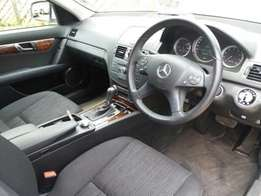 mercedes benz c200. Rock and Roll!
