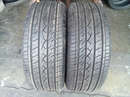 2X 265/35/22 Brand new tyres for sell