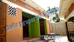 Easy dwelling selfcontained double in Bweyogerere kiwanga at 250k