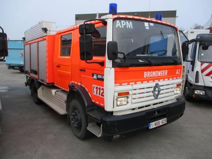 Renault M 200 Feuerwehr / Fire Department / Pompiers - Ziegler - 1994