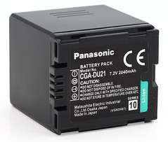 New Panasonic battery cga-du21