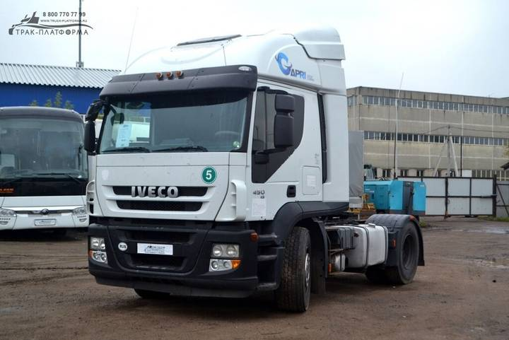 Iveco Stralis AT440S45T PRR - 2019