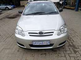 2005 Toyota RunX 140 RT for sale