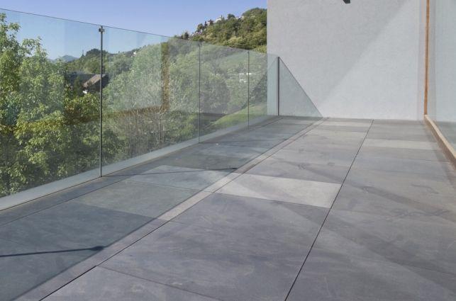 Płyta Tarasowa Ogrodowa Beton Architektoniczny 100x50x3