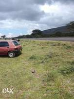 Kijabi Longonot 5 acres touching Naivasha rd