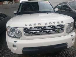 Land Rover LR4 (2010 model) - foreign used
