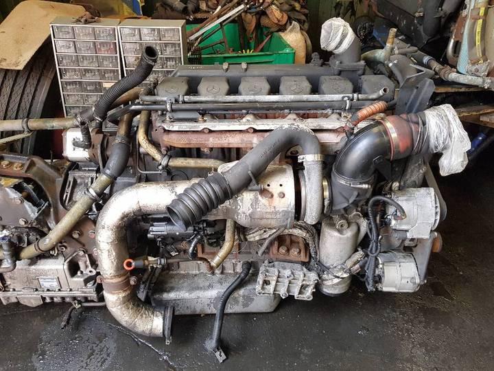 Mercedes-Benz Om457hla