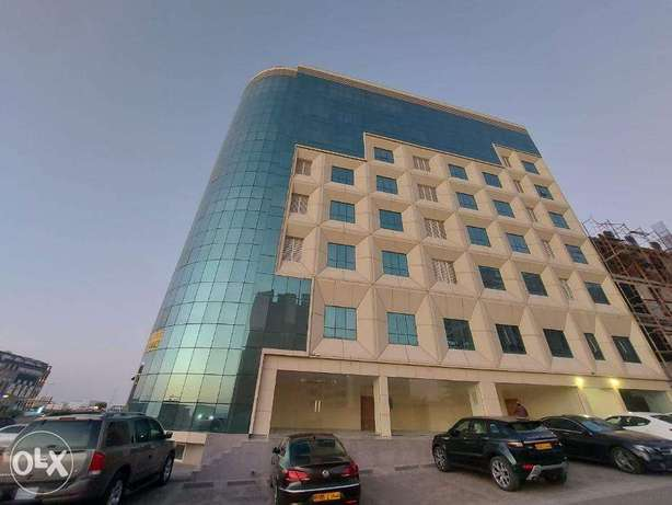 Spacious Office Space available in Bawshar FOR RENT