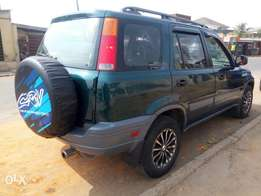 Neatly used Honda Crv 1999