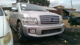 Very Clean Tokunbo Infiniti QX56 05
