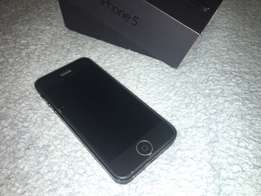iPhone 5 Black 16GB for sale
