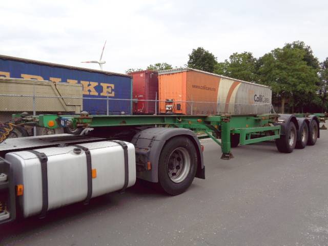 Krone SD27EL - 1995