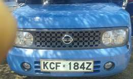 Nissan Cube 3, 7 seater