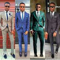 Bold Tailored Suits