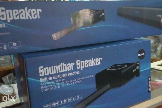 Havit sound bar Bluetooth speaker hv sf5627bt Ikeja - image 1