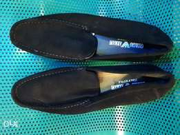 New suede shoe size 42