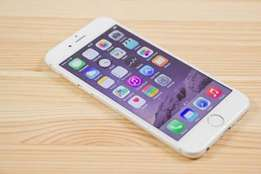 Apple iPhone 6 16 Gig Silver