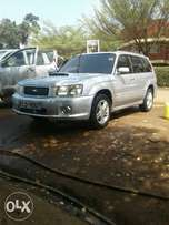 Really clean Subaru forester Turbo