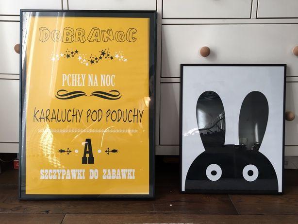 Plakaty W Ramach Do Pokoju Dzieciecego Kraków Bronowice Olxpl