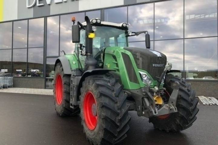 Fendt 826 s4 profi plus - 2016