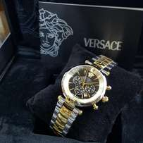 Versace Chain Wristwatches