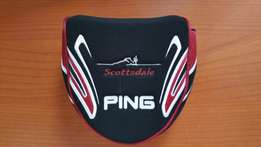 Ping Scottsdale Putter Cover New