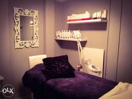beauty room to rent in hair salon