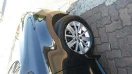 Polo 15 inch tsi mags and tyres
