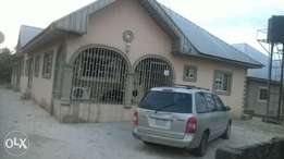 Bungalow for sale in Ughelli 3flat