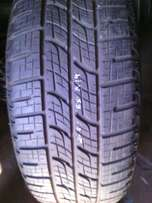 255/55/R19 Pirelli on special in a good condition for sale