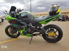 2011 Kawasaki Ninja 400R For Sale