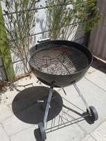 Weber 57cm charcoal braai surplus to my needs and needing the space