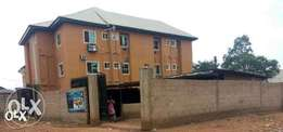 2storey 31rooms self contain sale off presidential road by winners