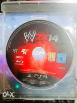 WWE 2K14 and other games available for sale.